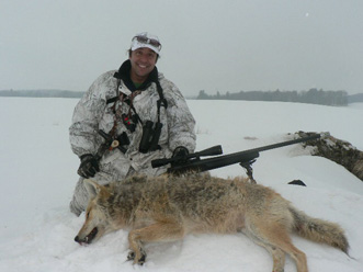 Chasse Coyote