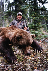 Chasse Grizzly
